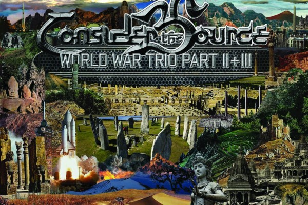 "Double Album Completes Consider the Source's ""World War Trio"""