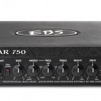 EBS Introduces the Reidmar 750 Bass Amp