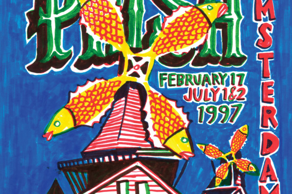 Phish Releases 3 Full Amsterdam Shows from 1997 on New Set