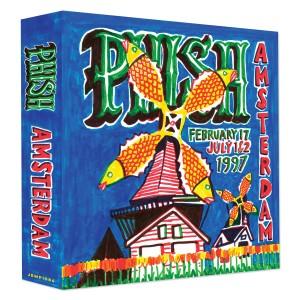 Phish: Amsterdam Box Set