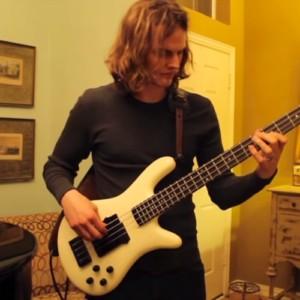 "Nathan Navarro: Lindsey Stirling's ""Take Flight"" Bass Cover"
