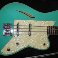 Eastwood Guitars Announces Surfcaster Bass