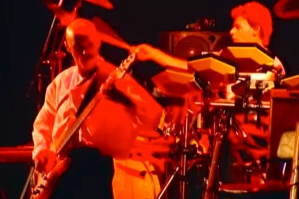 King Crimson with Tony Levin: Red, Live 1994