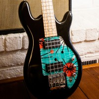 Tensor Bass Introduces 4-String Model