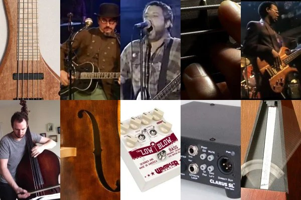 Weekly Top 10: New Bass Gear, Man VS Metronome, Learning Notes VS Patterns, Top Bass Videos and More