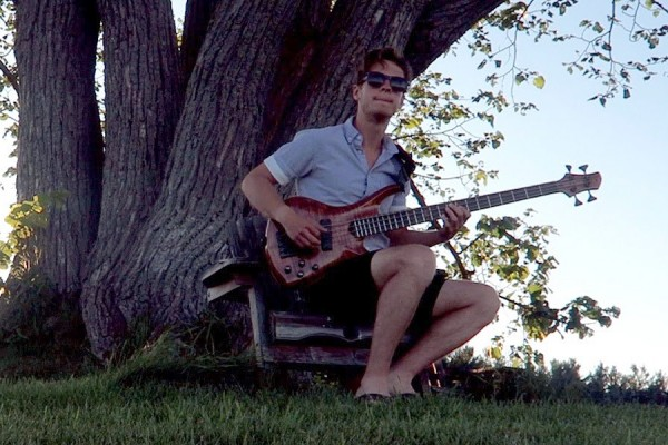 """Adam Stevens: """"I Wish I Knew How It Would Feel To Be Free"""" for Solo Bass"""