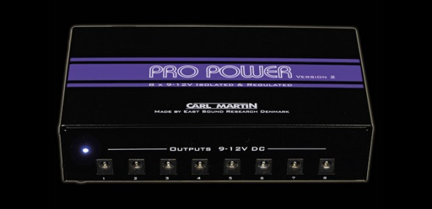 Carl Martin ProPower Version 2 Feature
