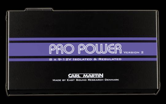 Carl Martin ProPower Version 2 Top