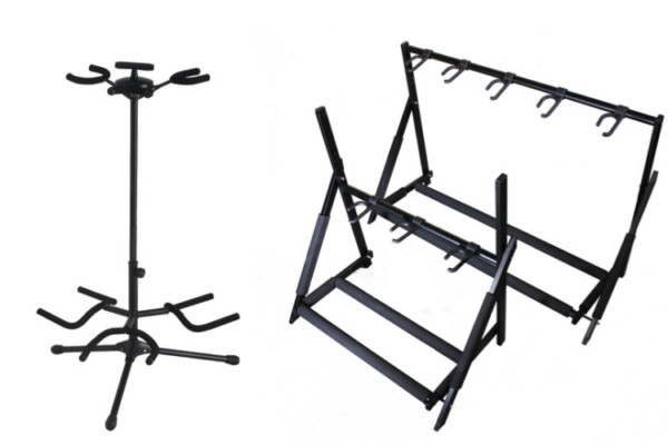 Hamilton Stands Announces Guitar Stands and Racks