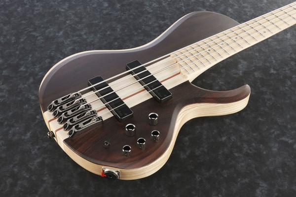 Ibanez Terra Firma Bass Gets Maple Fretboard