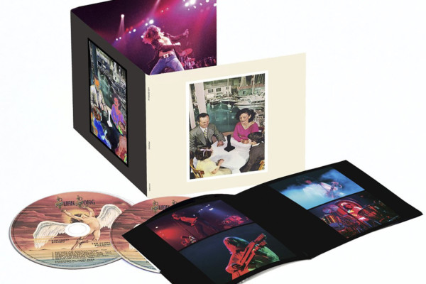 Final Three Albums Released in Led Zeppelin's Year of Deluxe Reissues