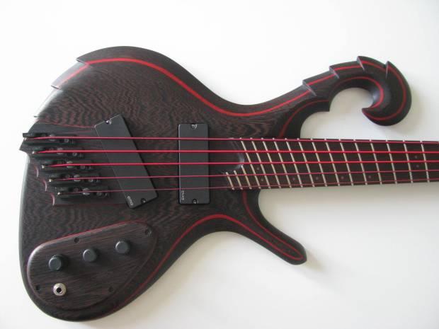 Matteo Marziali The Bad Bass Body 1