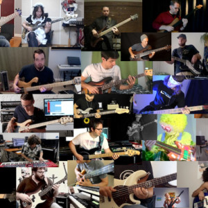 BassTheWorld: 29 Bassists in 1 Video