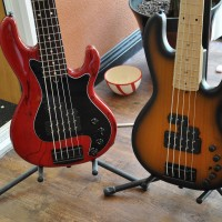 Nordstrand Guitars Introduces Dan Lutz Nordy DL vM5 Bass