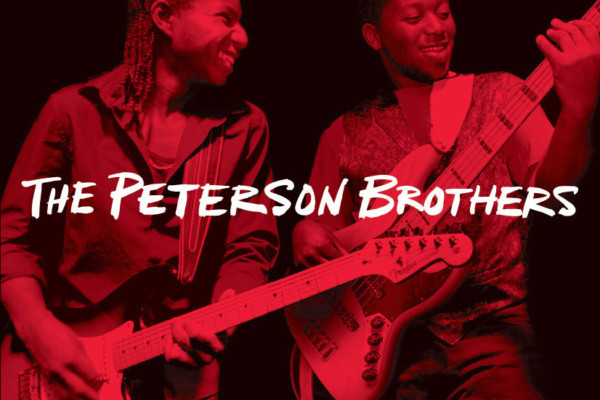 Teen Blues Brothers Make a Big Sound on Debut Album