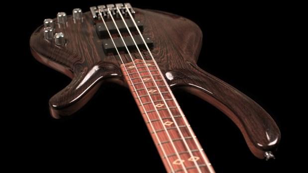 Vibrance Guitars Bass 4 Angle
