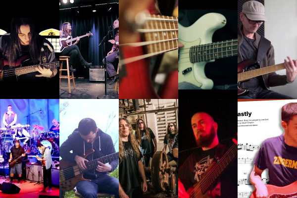Weekly Top 10: Vulfpeck Bass Transcription, Playing Over Chords, Bass Lick Series Lesson, Top Videos and More