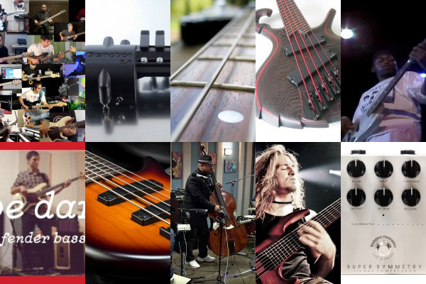 Weekly Top 10: Gizmotron Revived, Danny Hauser Interview, Dealing with Fretboard Dead Spots, Plus the Top Bass Videos, New Gear and More