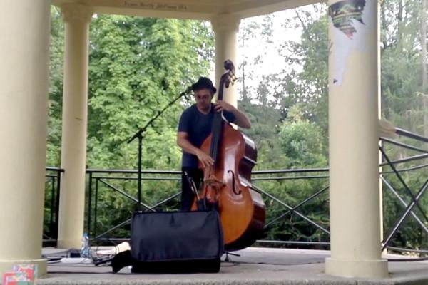Adam Ben Ezra: Solo – Live in The Park