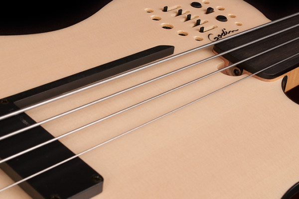 Bass of the Week: Godin A4