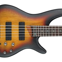 Ibanez Introduces New SR500 Series Basses