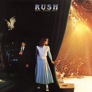 "Rush's ""Exit… Stage Left"" Released in Vinyl Reissue Series"