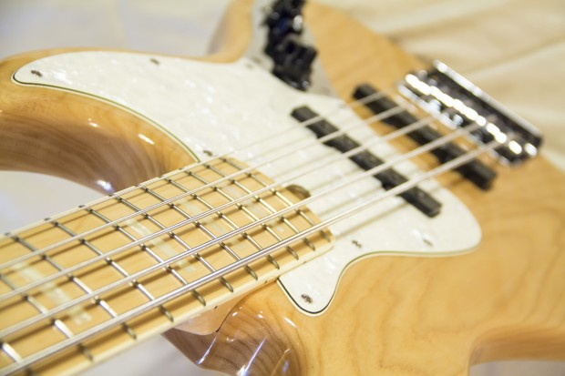 Sire Guitars Marcus Miller V7 5-String Bass Cover Photo