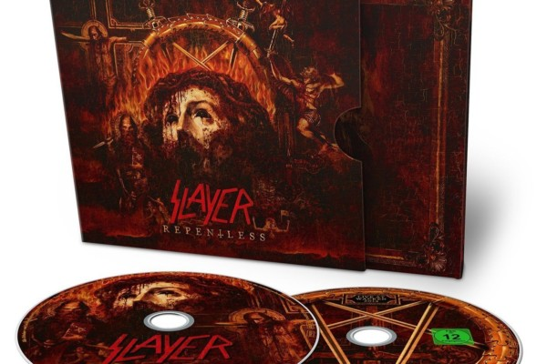 "Slayer Releases ""Repentless"""
