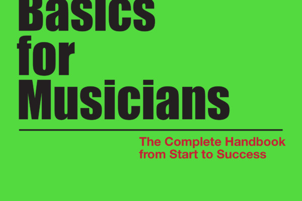 Book Offers Tips on Negotiating the Music Business