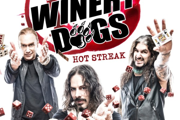 The Winery Dogs Release Second Studio Album and Go On Tour