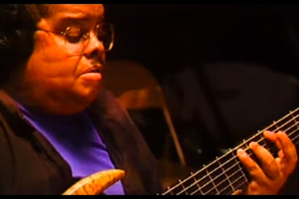 Anthony Jackson with Dizzy Gillespie, Phil Woods and More: Wamba (1990)