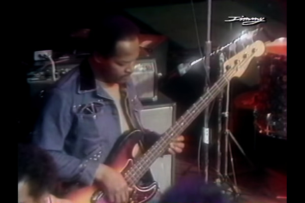 Martha Reeves with James Jamerson: Live on Don Kirshner's Rock Concert 1974