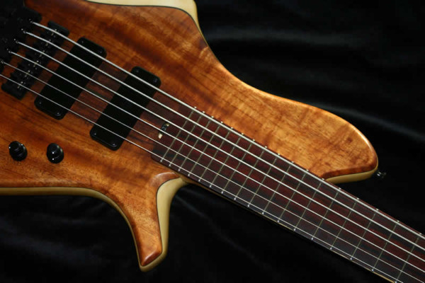 AC Guitars Introduces Salace E Type Bass