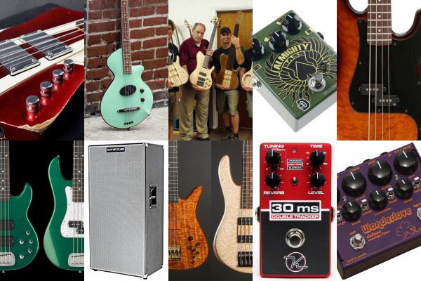 Bass Gear Roundup: The Top Gear Stories in October 2015