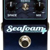 Keeley Electronics Introduces the Seafoam Plus Chorus