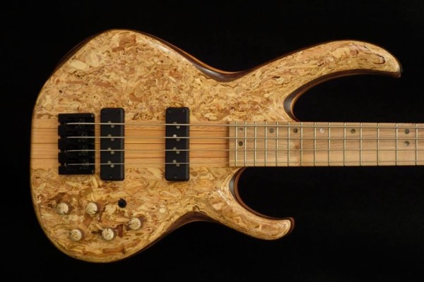 Bass of the Week: Lea Bass Guitars Dumpster Bass