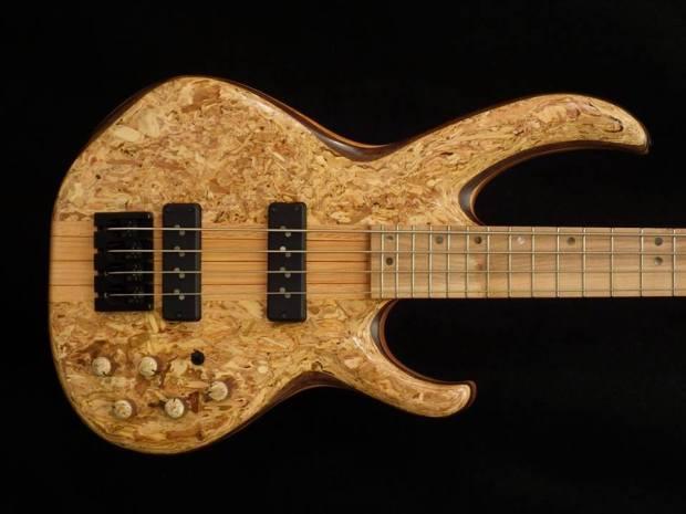 Lea Bass Guitars Dumpster Bass Body
