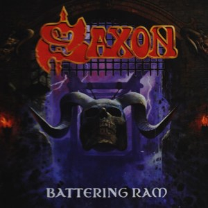 Saxon's Latest is a Battering Ram