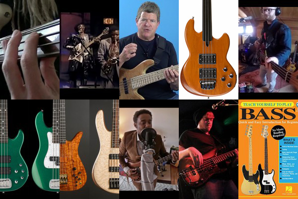 Weekly Top 10: Funky Fretless Groove, Crackin' the Slonimsky Code, New Bass Gear, Top Videos and More