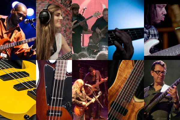 Weekly Top 10: Love for Victor Bailey, Alain Caron Podcast, New Bass Gear, Top Bass Videos and Expert Advice