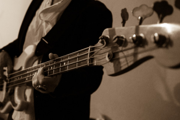 "Accompanying ""Smaller"" Instruments on Bass"