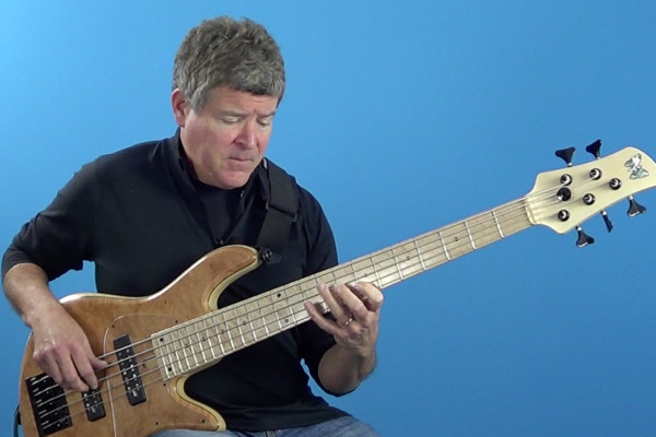 Advanced Bass: Diminished II V Substitution