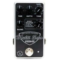 Keeley Electronics Unveils the Multi-Echo ME-8 Pedal