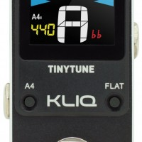 Kliq Introduces the TinyTune Pedal Tuner