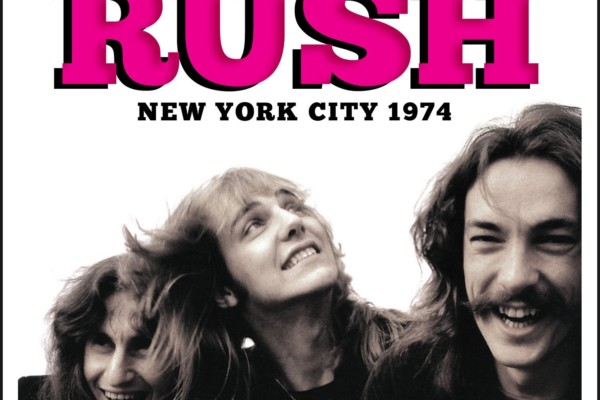 1974 Rush Session Reveals Early Live Sound