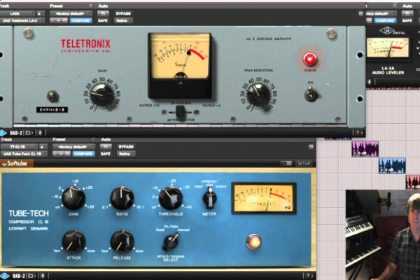 Lesson on Classic Compressors Available Online