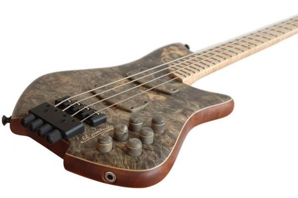 Bass of the Week: Ele Custom Basses Puntundo 5
