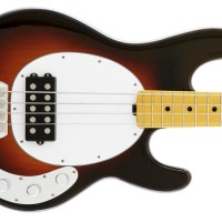 "Ernie Ball Music Man Unveils 40th Anniversary ""Old Smoothie"" StingRay Bass"