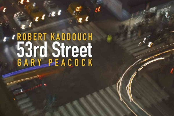 "Jazz Great Gary Peacock Records As Part of a Duo on ""53rd Street"""