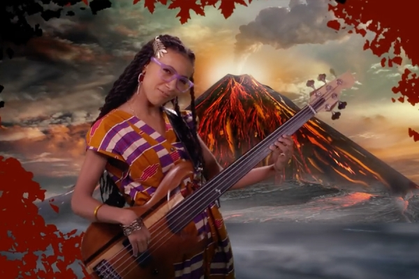 Esperanza Spalding: Good Lava (Official)